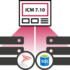 Microsoft SQL Server/Azure SQL Database for ICM 7.10